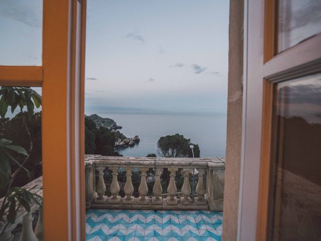 Il matrimonio di Joe e Vadicel a Taormina, Messina 65