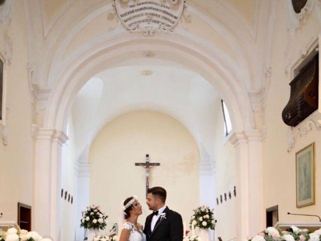 Il matrimonio di Vincenzo e Veronica  a Oria, Brindisi 1