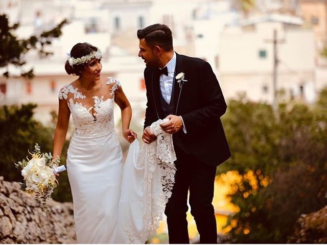 Il matrimonio di Vincenzo e Veronica  a Oria, Brindisi 2