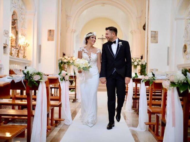 Il matrimonio di Vincenzo e Veronica  a Oria, Brindisi 6