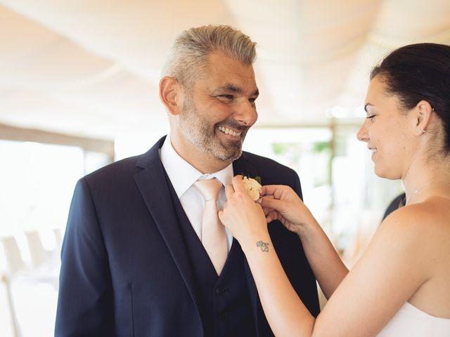 Il matrimonio di Roberto e Laura a Costermano, Verona 7