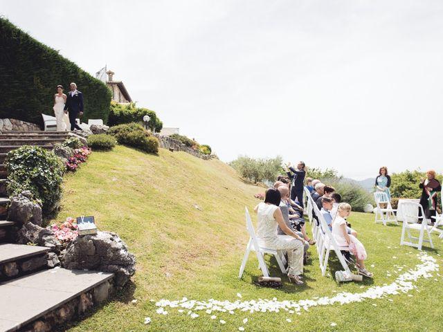Il matrimonio di Roberto e Laura a Costermano, Verona 15
