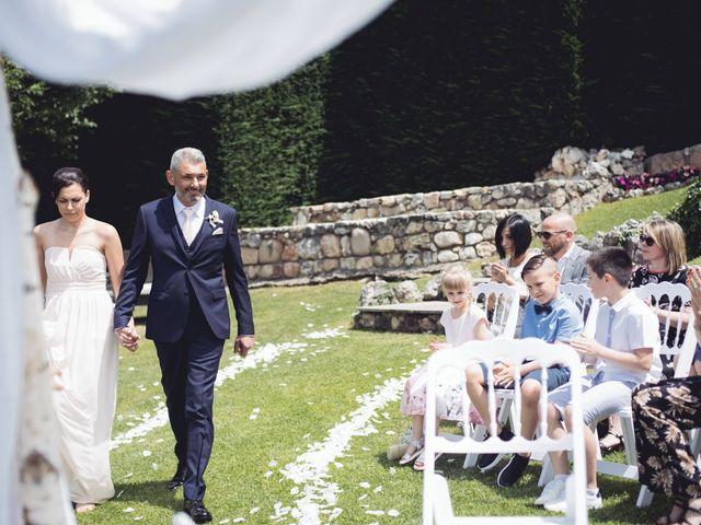 Il matrimonio di Roberto e Laura a Costermano, Verona 16