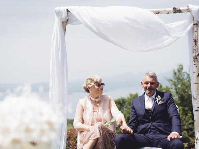 Il matrimonio di Roberto e Laura a Costermano, Verona 21