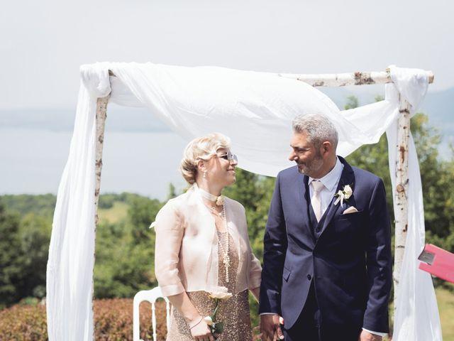 Il matrimonio di Roberto e Laura a Costermano, Verona 24