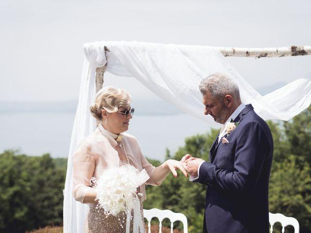 Il matrimonio di Roberto e Laura a Costermano, Verona 26