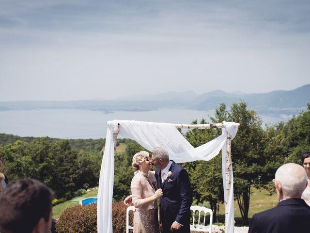 Il matrimonio di Roberto e Laura a Costermano, Verona 27