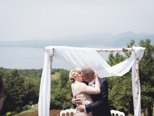 Il matrimonio di Roberto e Laura a Costermano, Verona 28