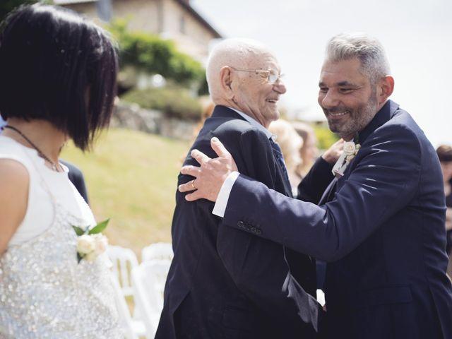 Il matrimonio di Roberto e Laura a Costermano, Verona 31
