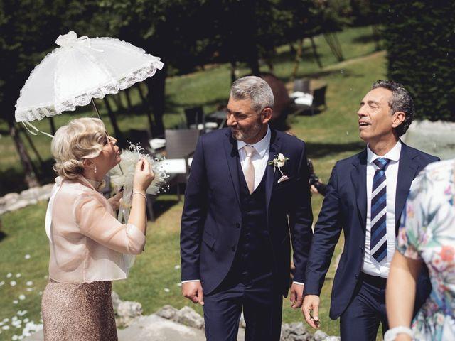 Il matrimonio di Roberto e Laura a Costermano, Verona 34