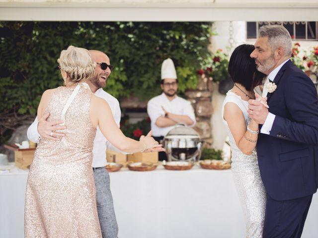 Il matrimonio di Roberto e Laura a Costermano, Verona 38