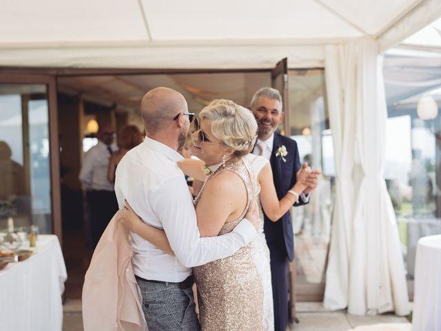 Il matrimonio di Roberto e Laura a Costermano, Verona 39