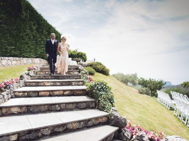 Il matrimonio di Roberto e Laura a Costermano, Verona 40