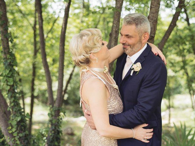 Il matrimonio di Roberto e Laura a Costermano, Verona 43