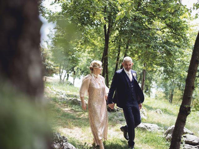 Il matrimonio di Roberto e Laura a Costermano, Verona 47