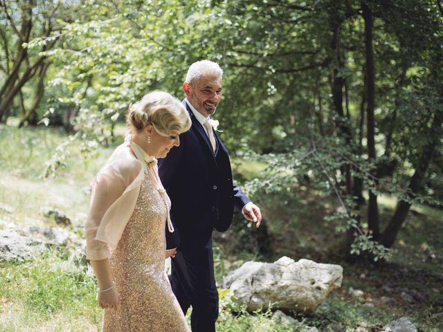 Il matrimonio di Roberto e Laura a Costermano, Verona 48