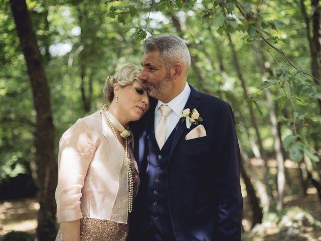 Il matrimonio di Roberto e Laura a Costermano, Verona 50