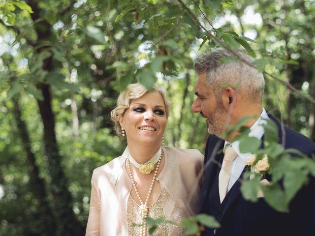 Il matrimonio di Roberto e Laura a Costermano, Verona 51