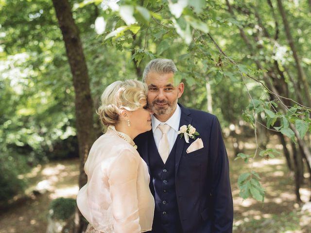Il matrimonio di Roberto e Laura a Costermano, Verona 52