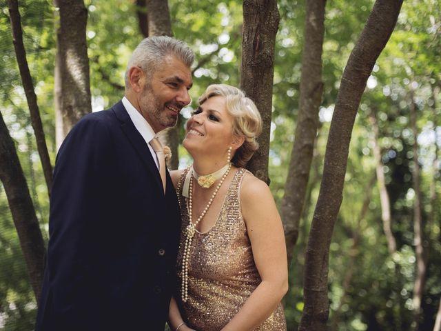 Il matrimonio di Roberto e Laura a Costermano, Verona 53