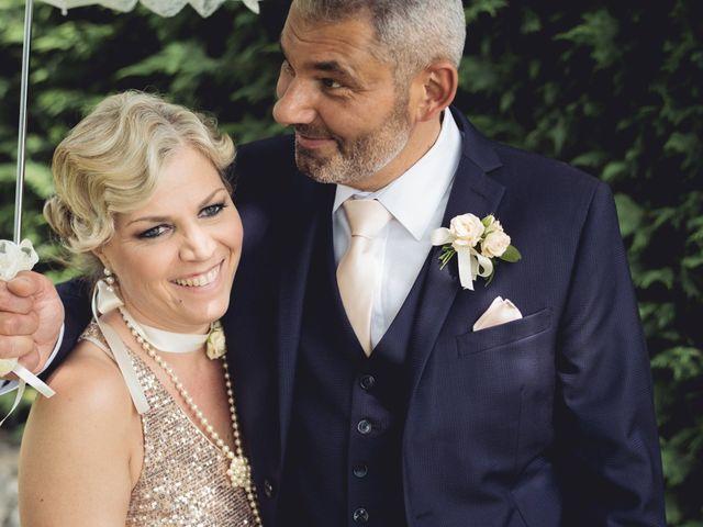 Il matrimonio di Roberto e Laura a Costermano, Verona 56