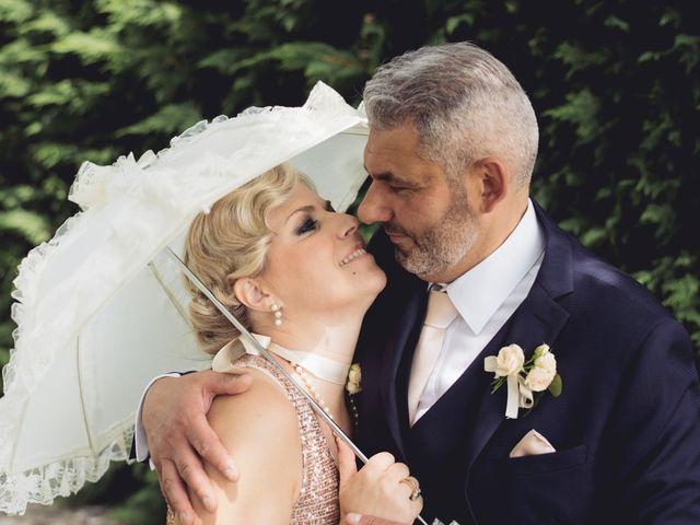 Il matrimonio di Roberto e Laura a Costermano, Verona 1