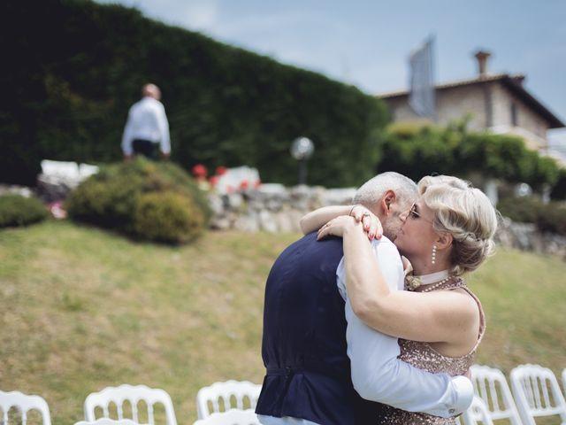 Il matrimonio di Roberto e Laura a Costermano, Verona 57