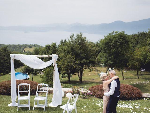 Il matrimonio di Roberto e Laura a Costermano, Verona 58