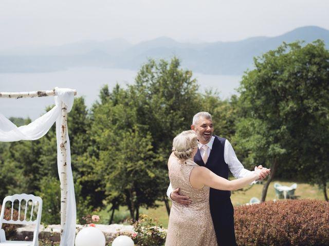 Il matrimonio di Roberto e Laura a Costermano, Verona 59