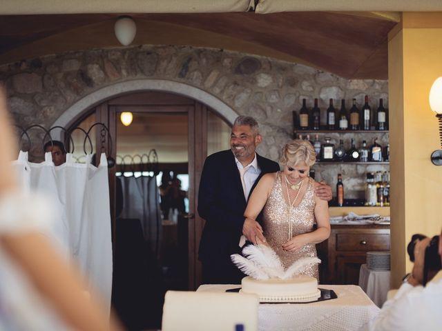 Il matrimonio di Roberto e Laura a Costermano, Verona 64