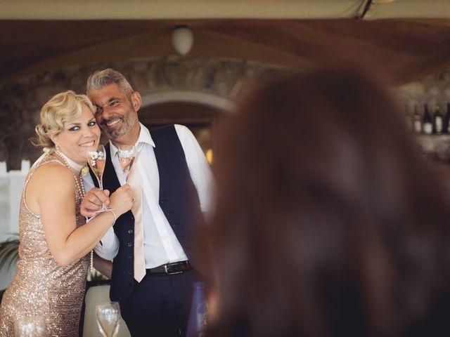 Il matrimonio di Roberto e Laura a Costermano, Verona 66