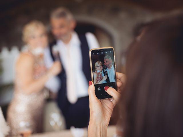 Il matrimonio di Roberto e Laura a Costermano, Verona 67