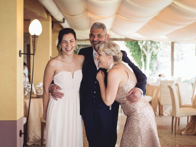 Il matrimonio di Roberto e Laura a Costermano, Verona 68
