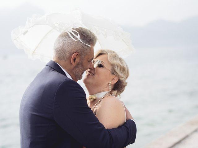 Il matrimonio di Roberto e Laura a Costermano, Verona 69