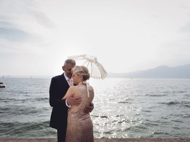 Il matrimonio di Roberto e Laura a Costermano, Verona 71