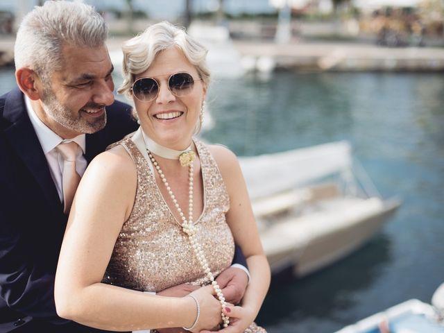 Il matrimonio di Roberto e Laura a Costermano, Verona 73