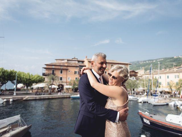 Il matrimonio di Roberto e Laura a Costermano, Verona 76