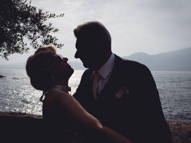 Il matrimonio di Roberto e Laura a Costermano, Verona 77