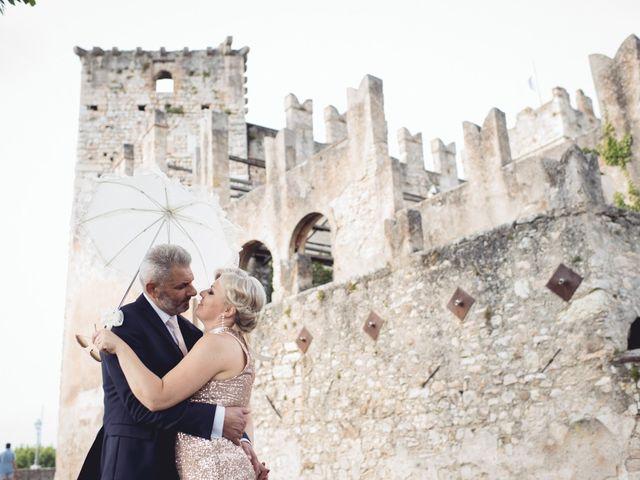 Il matrimonio di Roberto e Laura a Costermano, Verona 2