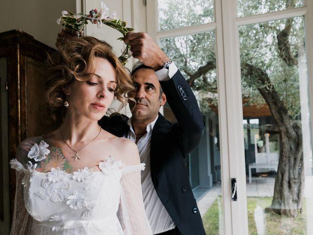 Il matrimonio di Mattia e Alessandra a Montesilvano, Pescara 23