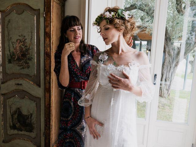 Il matrimonio di Mattia e Alessandra a Montesilvano, Pescara 24