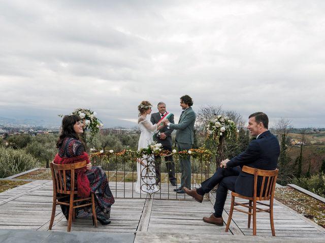 Il matrimonio di Mattia e Alessandra a Montesilvano, Pescara 31