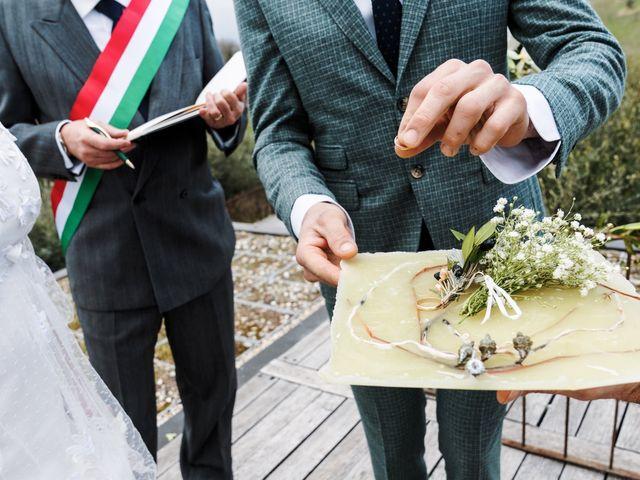 Il matrimonio di Mattia e Alessandra a Montesilvano, Pescara 33