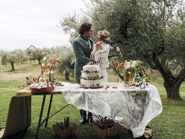 Il matrimonio di Mattia e Alessandra a Montesilvano, Pescara 39
