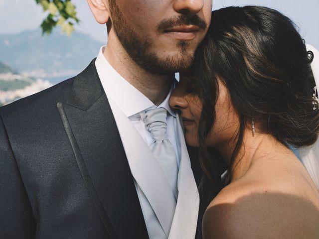Il matrimonio di Francesco e Rosa a Amalfi, Salerno 7