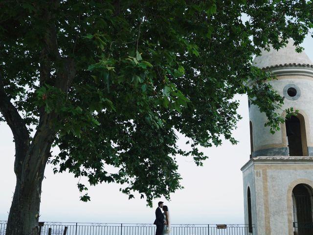 Il matrimonio di Francesco e Rosa a Amalfi, Salerno 8