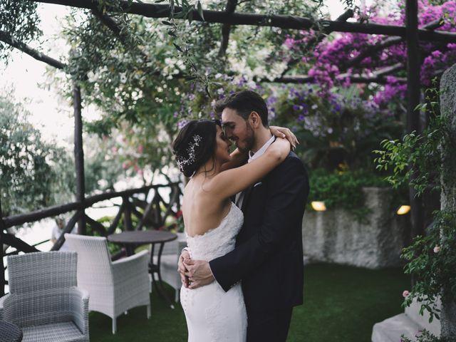 Il matrimonio di Francesco e Rosa a Amalfi, Salerno 1