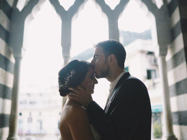 Il matrimonio di Francesco e Rosa a Amalfi, Salerno 11