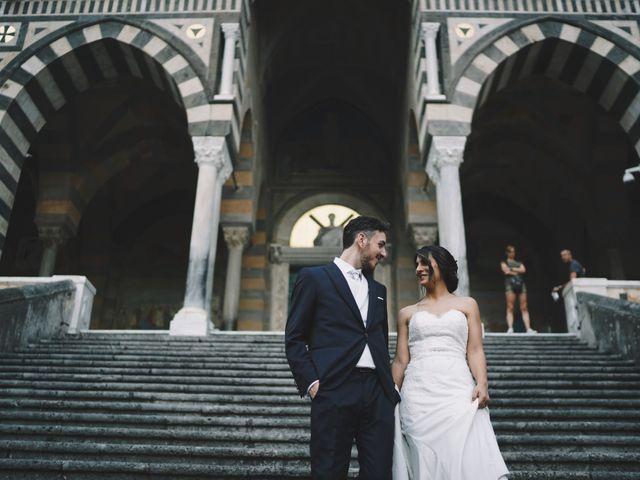 Il matrimonio di Francesco e Rosa a Amalfi, Salerno 14