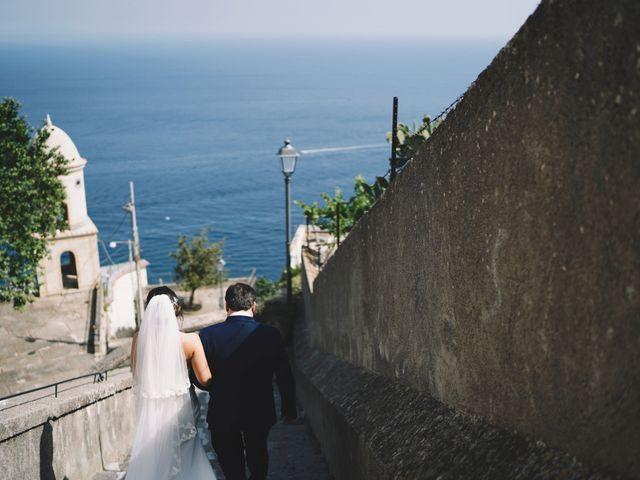 Il matrimonio di Francesco e Rosa a Amalfi, Salerno 31